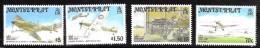 Montserrat Scott  1003-06 Stamp Show  Mint NH VF  CV 8.30 - Montserrat