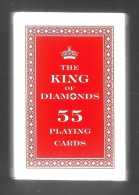 Playing Cards The King Of Diamonds From Poland, Red, New, Sealed. - Playing Cards (classic)