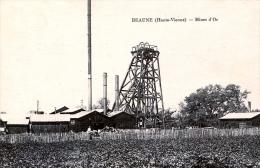 87. HAUTE-VIENNE - BEAUNE. Mines D'Or. - France