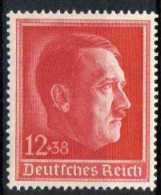 Deutsches Reich, 1938, Mi 664** Geburtstag Von Hitler [300912I] @ - Alemania