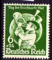 Deutsches Reich, 1941, Mi 762**, Tag Der Briefmarke [300912I] @ - Deutschland