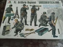ITALAEREI - Italie - Pz.Artillerie-Regiment - Crossdeutschlans - Kit N° 301 - Militaires