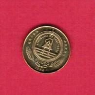 CAPE VERDE  1 ESCUDO 1994 (KM # 27) - Cap Vert