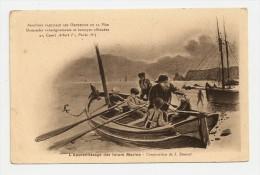 PRIX En BAISSE - VENTE DIRECTE: Oeuvre Des ORPHELINS De La MER - Apprentissage Des FUTURS MARINS - Pêche