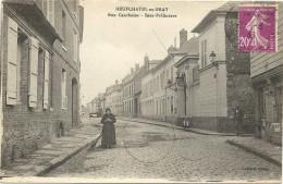 76   NEUFCHATEL  EN  BRAY    RUE  CAUCHOISE    SOUS  PREFECTURE - Neufchâtel En Bray