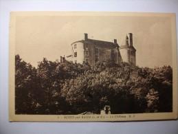 Carte Postale Buzet Sur Baïze Le Chateau (non Circulée) - France