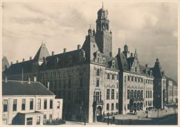 633/22 - NEDERLAND - Entier Postal Illustré ROTTERDAM Stadhuis - Opdruk 5 Cent - Etat Neuf - Entiers Postaux