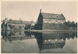 636/22 - NEDERLAND - Entier Postal Illustré Kasteel HEEZE - Opdruk 5 Cent - Etat Neuf - Entiers Postaux