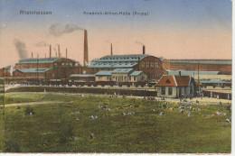 Cpa Rheinhausen, Industrie, Friedrich Alfred Hütte (krupp), Rhur - Germany