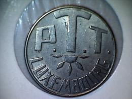 Luxembourg - Jeton P.T.T - Jetons & Médailles