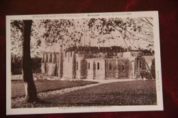 """DOURGNE - Novembre 1932,L""""Eglise En Construction, Vue Générale - Dourgne"""