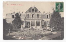 186  -  Ouroux  -  Le Chateau - France