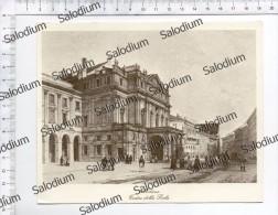 MILANO Teatro Alla Scala - Teather - Vecchi Documenti