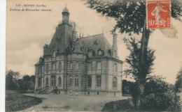 NOYEN SUR SARTHE - Château De Rivesarthe - Other Municipalities