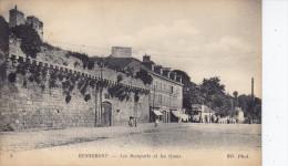 HENNEBONT - Les Remparts Et Le Quais (GPa-c310) - Hennebont