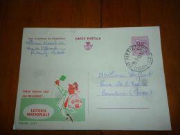 BC8-2-10 Publibel Obl. N° 2279 F  (  Loterie Nationale ) Obl: Mettet - Enteros Postales
