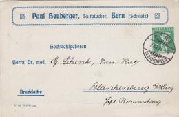 > Entier Postal De Suisse Timbré Sur Commande (1909) : Lait Des Alpes - Getränke