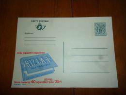 BC8-2-10 Publibel Obl. N° 2743 F  (  Papier Cigarettes Riz La + ) Obl: - Enteros Postales