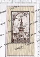 MILANO Castello Castle - Vecchi Documenti