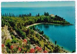 O853 Lago Di Garda - Gardesana Orientale (Verona) - Baia Delle Sirene - Panorama / Viaggiata 1972 - Altre Città