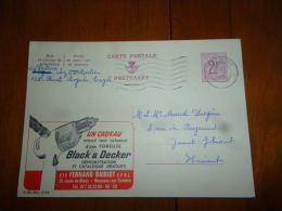 BC8-2-10 Publibel Obl. N° 2156 (  Foreuse Black & Decker  ) Obl: Koksijde - Enteros Postales