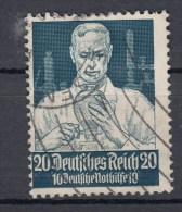 Deutsches Reich 20 Pf.  Nothilfe Berufe - Schön Gestempelt - Alemania