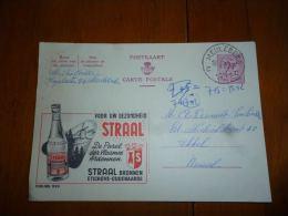 BC8-2-10 Publibel Obl. N° 1920  (  Straal Bronnen  ) Obl: Meulebeke - Enteros Postales