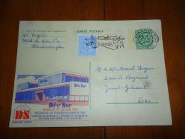BC8-2-10 Publibel Obl. N° 2475 F  (  Dée Sse Rhode Saint Genèse Meubles Et Décoration) Obl: Blankenberge - Enteros Postales