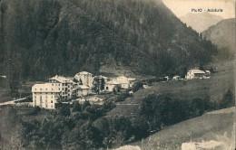 PEIO-ACIDULE - PANORAMA - F/P  - V: 1930 - Trento