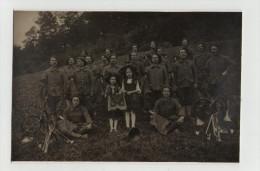 Trés Belle Carte- 49° Bataillon De Chasseurs Alpins - Guerre 1914-18 - 1914-18