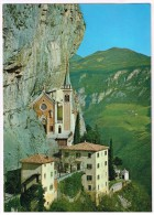 O860 Spiazzi (Verona) - Santuario Madonna Della Corona - Panorama / Viaggiata 1992 - Italia