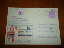 BC8-2-10 Publibel Obl. N° 2647 F   ( RRR Ramonage Gilly   ) Obl: Marchienne Au Pont - Stamped Stationery