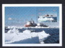 Greenpeace 1996 Mongolia M/s ** Mnh (26796C) - Poolshepen & Ijsbrekers