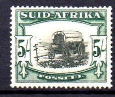 Y1418 - SUD AFRICA , Yvert N. 55  *  Mint - Sud Africa (...-1961)