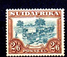 Y1419 - SUD AFRICA , Yvert N. 153A  *  Mint - Sud Africa (...-1961)
