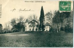 01 -  Jujurieux : Le Château Du Spey - Francia
