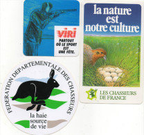 Lot Autocollant CHASSE - Stickers