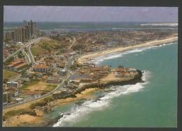 BRASIL Natal Vista Aérea Praia De Areia Preta Paraia Dos Artistas Beach Ponta Negra 1996 - Natal
