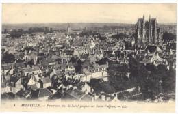 Abbeville - Panorama Pres De Saint-Jacques Sur Saint-Vulfran - LL 1 - Unused - Abbeville