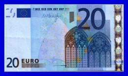 "20 EURO ""L"" FINLAND  R024 DRAGHI  CIRCULATED  RARE!!!!! - 20 Euro"