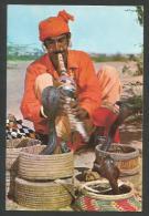 PAKISTAN Snake Charmer Schlangenbeschwörer Charmeur De Serpants Karachi 1992 - Pakistan