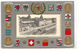 L595 :  BETTEMBOURG : La Gare - Bettembourg