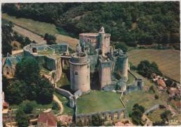 47 - Vu Du Ciel, Le Château De Bonaguil - Editeur: Théojac N° 47/115 - France