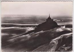 50 - Le Mont Saint Michel - Vue Du Ciel - Le Mont Au Crépuscule - Editeur: Artaud N° 14 - Le Mont Saint Michel