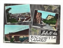 CARTOLINA DI ROCCHETTA TANARO - ASTI - 3 - Asti