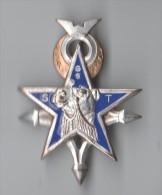 INSIGNE GSST GROUPE SAHARIEN DU SUD TUNISIEN - DRAGO PARIS - Esercito