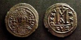 BYZANCE - JUSTINIAN I  - FOLLIS - MINT OF CYZICUS  -  JUSTINIEN - BYZANTINE  - CYZIQUE - Byzantine