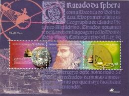 Portugal  ** & 500 Aniv. Do Nascimento De Pedro Nunes 2002 (250) - Astronomy