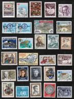 AUSTRIA---LOT Of USED & UNUSED DL-81 - Stamps