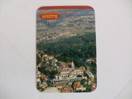 Câmara Municipal De Sintra Centro Histórico Portugal Portuguese Pocket Calendar 1996 - Calendari
